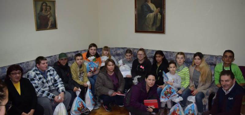 Nagybecskereki Püspökségi Caritas