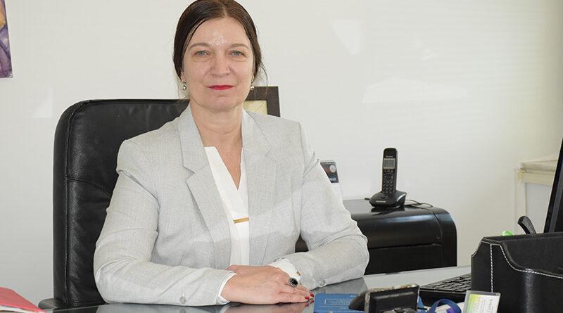 """DR ZORICA ĆULIBRK, V.D. DIREKTORA BANJE """"RUSANDE"""" U MELENCIMA"""