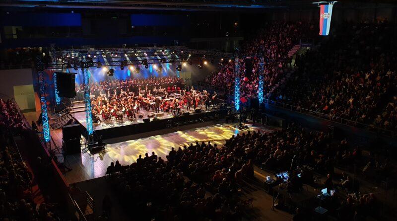 NOVOGODIŠNJI KONCERT ZRENJANINSKE FILHARMONIJE: Muzičko veče za pamćenje