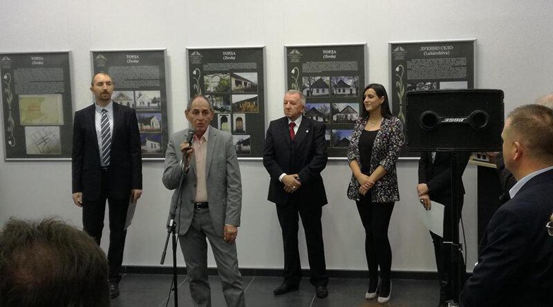 A városi múzeum kistermében nyílt kiállítás