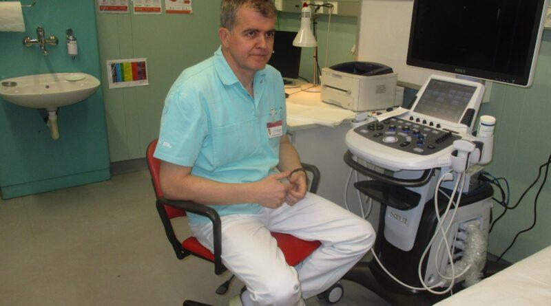 POKLON KOLOR ULTRAZVUČNI DOPLER STIGAO U ZRENJANINSKU BOLNICU: Efikasnije dijagnostikovanje stanja krvnih sudova vrata