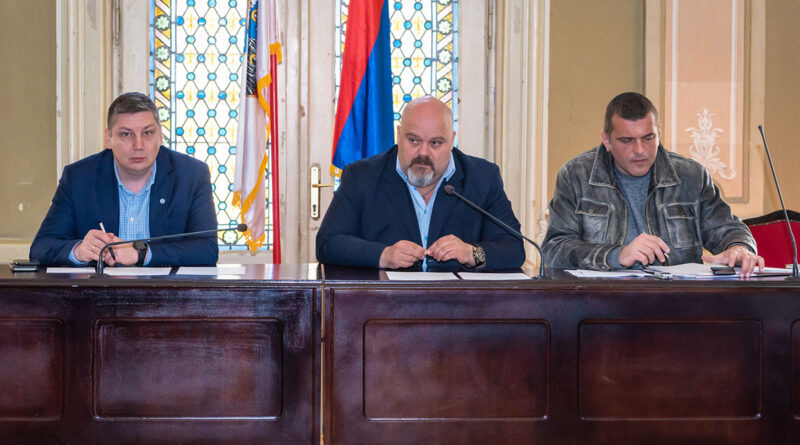 VANREDNO STANJE: Odluka gradonačelnika Zrenjanina