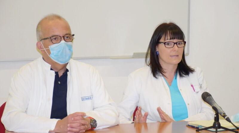 OD PONEDELJKA NA PREGLEDE: Bolnica ipak neće raditi punim kapacitetom