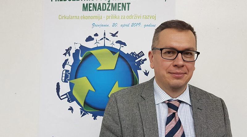 DR LAZO MANOJLOVIĆ, PROFESOR NA VISOKOJ TEHNIČKOJ ŠKOLI STRUKOVNIH STUDIJA