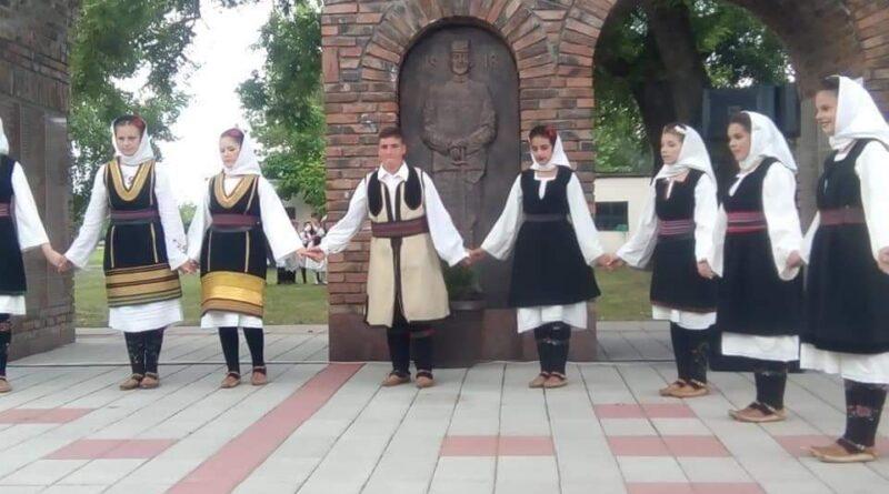"""FESTIVALU FOLKLORA U ALEKSANDROVU: """"Đeram"""" – deca čuvaju tradiciju"""