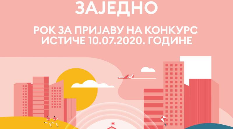 """USKORO ISTIČE ROK ZA PRIJAVU: NIS-ov konkurs """"Zajednici zajedno 2020"""" do 10. jula"""