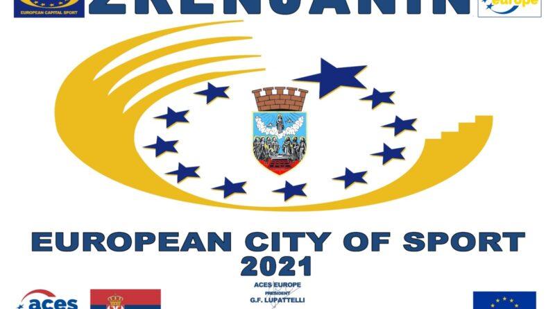 "OZVANIČENO: Zrenjanin je ""Evropski grad sporta"" 2021. godine"