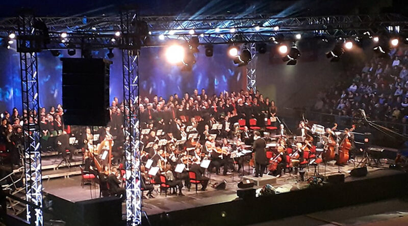 Concert extraordinar al Filarmonicii Zrenianinene la Jitiște